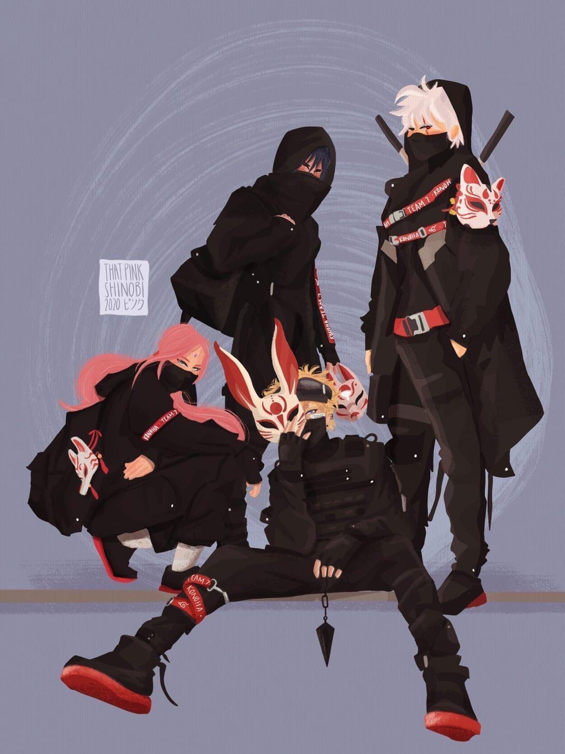 Photo of Т/И и персы из Naruto.. [Временно Заморожен]