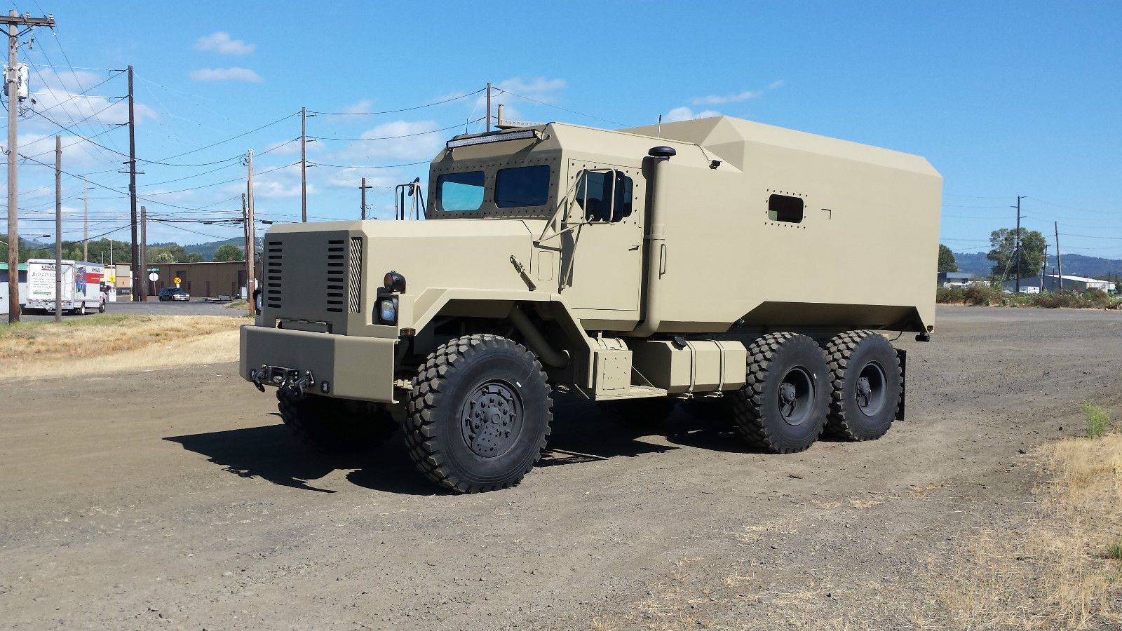 Used Military Vehicles >> Pin On Home Is Where You Park It