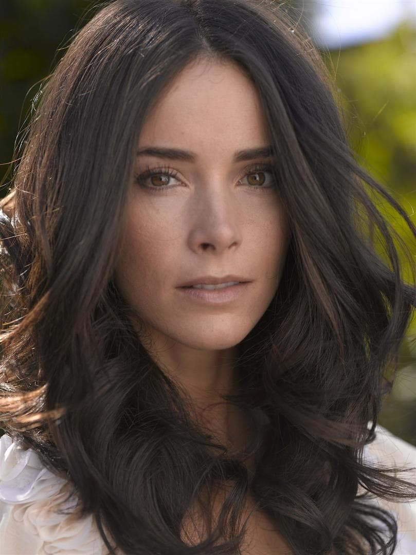 Katie lowes long wavy casual hairstyle thehairstyler com - Abigail Spencer Eyes