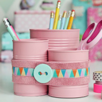 Eins, zwei, DIY: 10 tolle Upcycling-Ideen | diy | Tin can ...