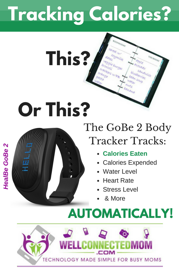 automatically track calories no more food logs the well