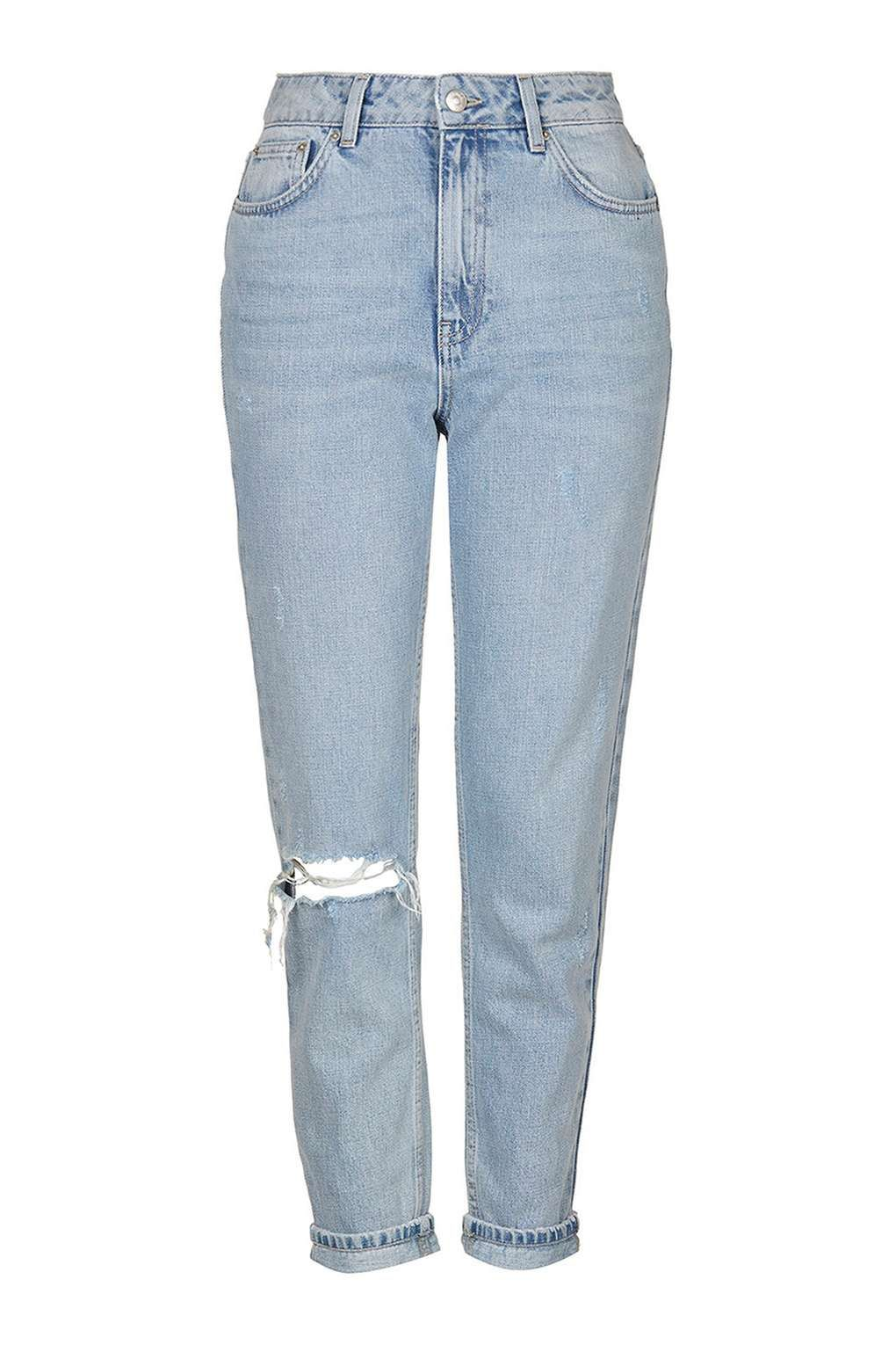 42a79cc7d MOTO Bleach Rip Mom Jeans | Clothesss | Ripped mom jeans, Best ...