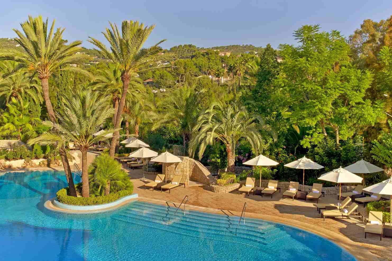 Sheraton Mallorca Arabella Golf Hotel #airberlinholidays #VeraaufMallorca