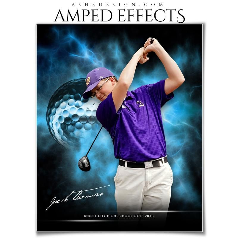 Amped Effects Electric Explosion Golf (With images