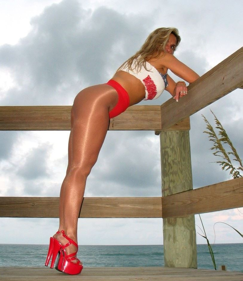 Hooters waitress pantyhose pics amazing