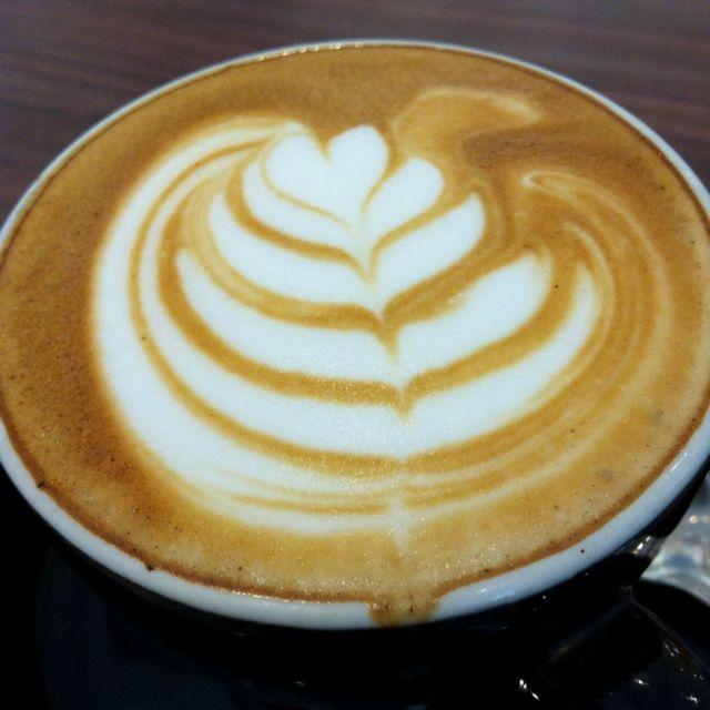 Coffee @ black coffee and dessert bar, Singapore | Simply ...