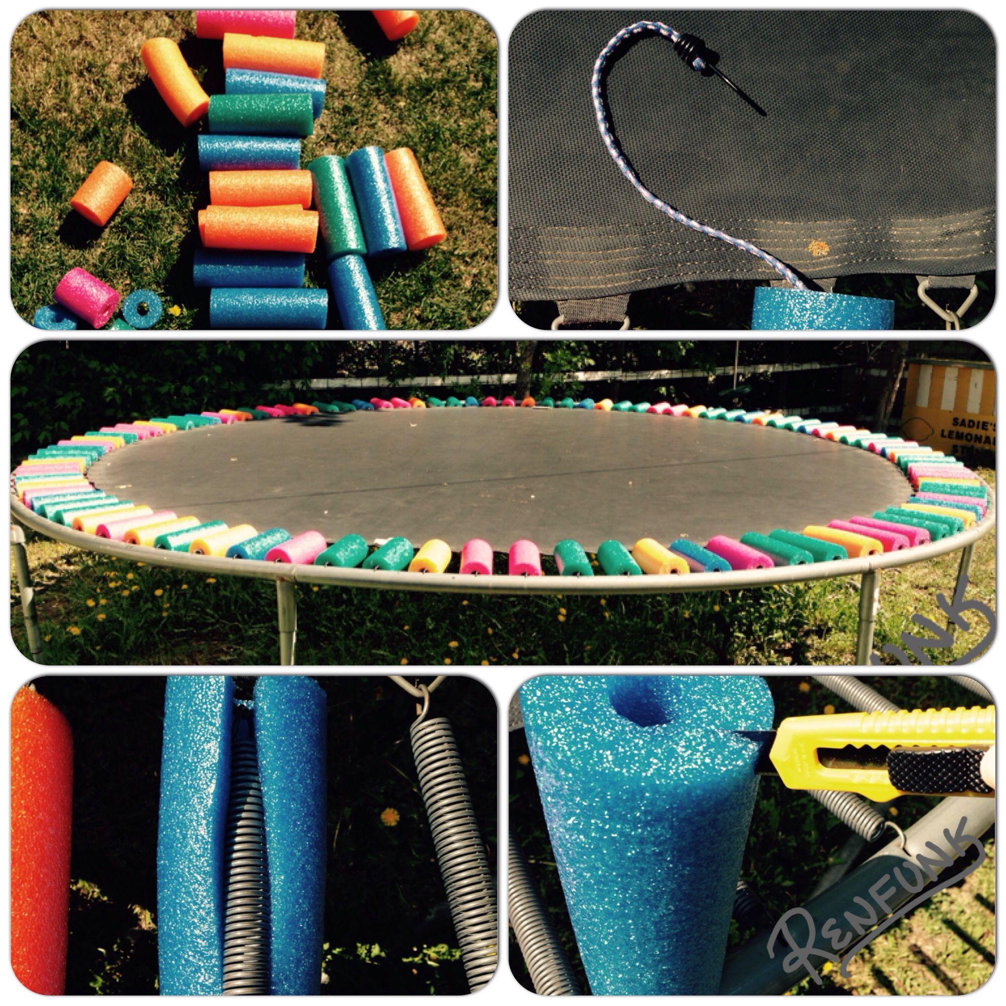 Getting Trampoline Springs Off: Pin By Rhonda Siery On Yard And Garden