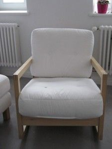 Sew your own seat covers for Ikea Lillberg