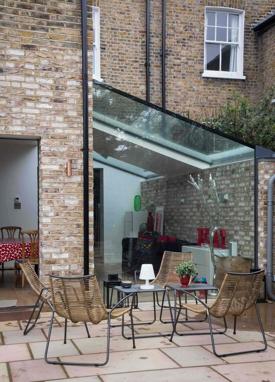 Pin By Greg Coffey On Kitchen Ideas House Extension Design House Exterior Garden Room Extensions