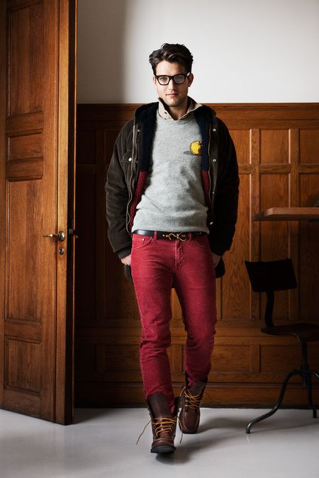 Gant by Michael Bastian Fall 2013 Collection