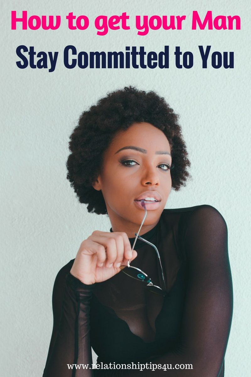 How to get a guy youre dating to commit