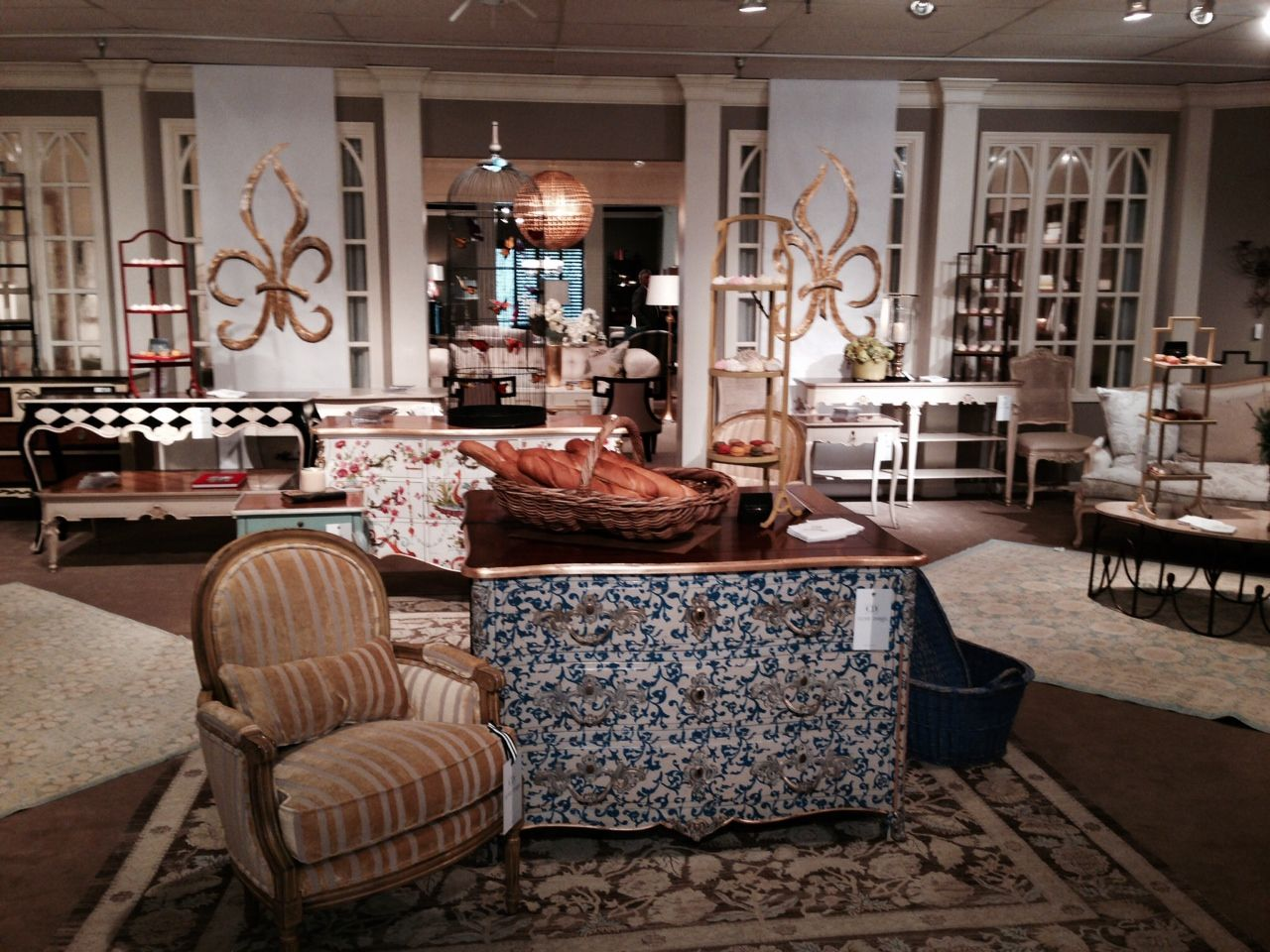 Superbe Check Out How Chic The French Heritage Floor Looks At Clive Daniels Home In  Fort Meyers, FL! Well Done!