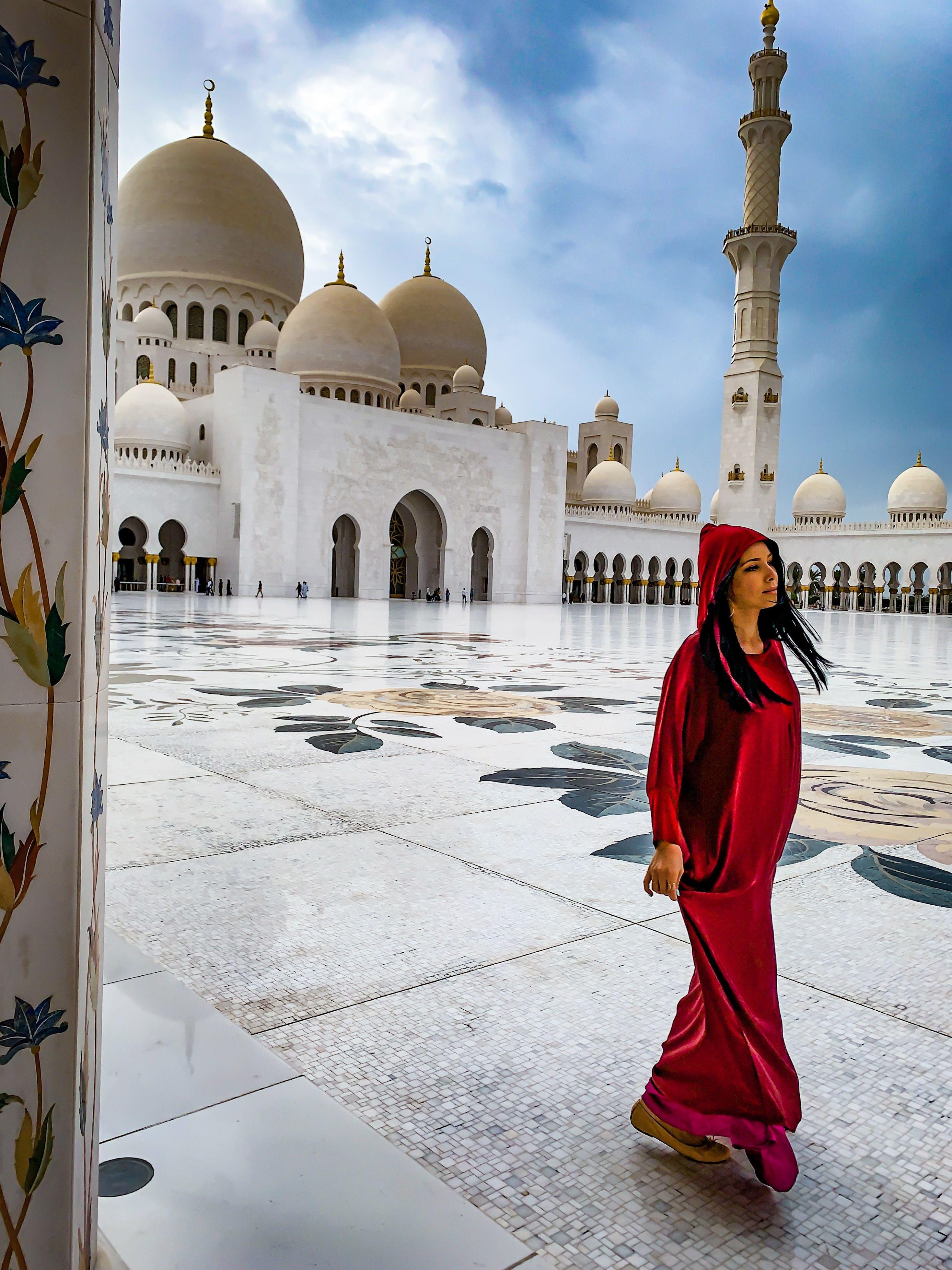 Abu Dhabi Taj Mahal Abu Dhabi World