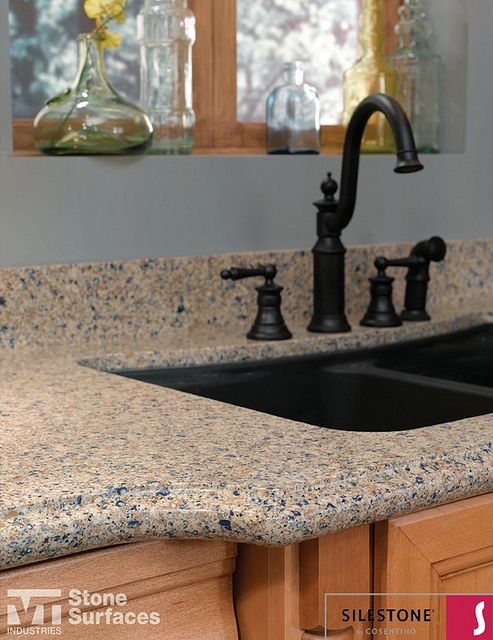 Vt Stone Surfaces Ogee Bullnose Edge Profile Blue Sahara