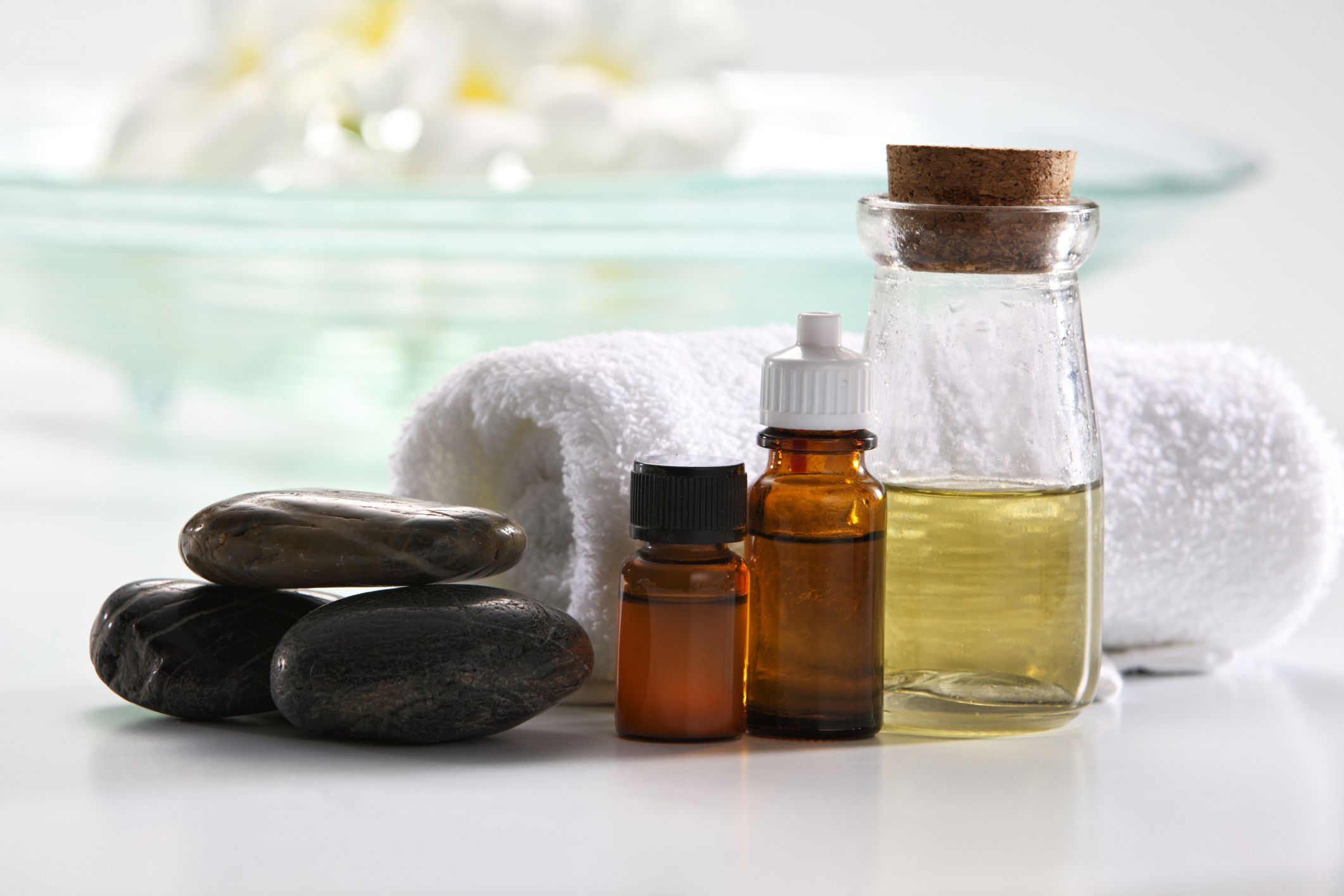 How to Make Scented Oil Homemade essential oils