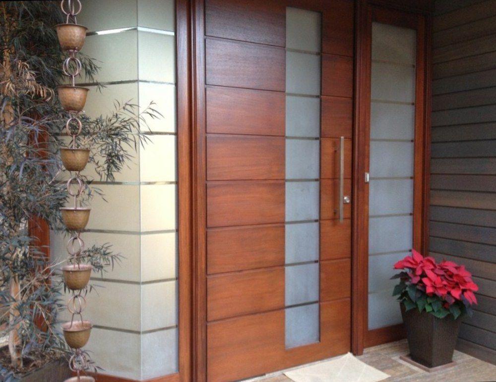 Let Me In Modern Exterior Doors Modern Front Door Front Door Design