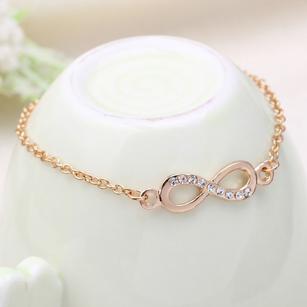 Click To Buy Hot Sale Pulseras Infinite Charm Of Infinity Symbol
