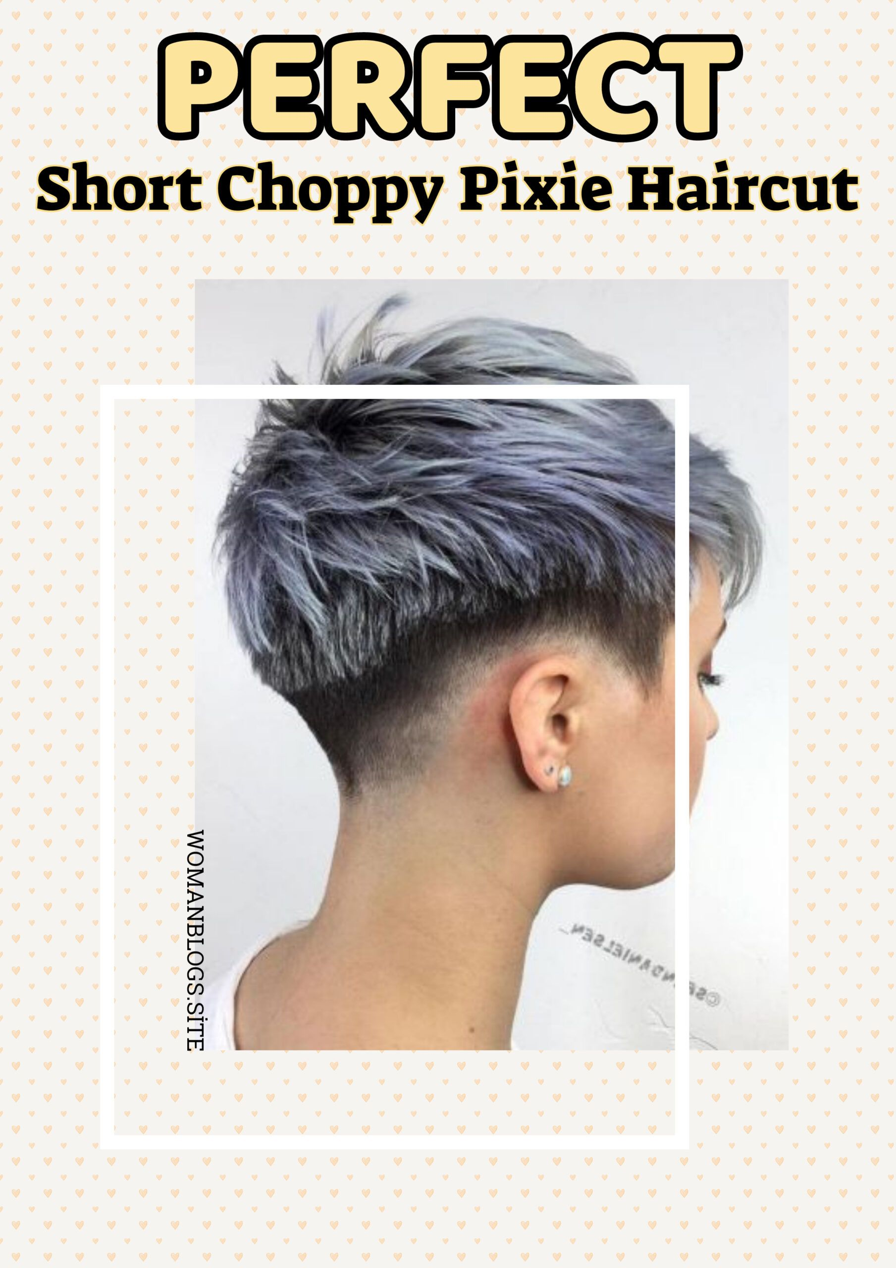 10+ Short choppy pixie cut trends