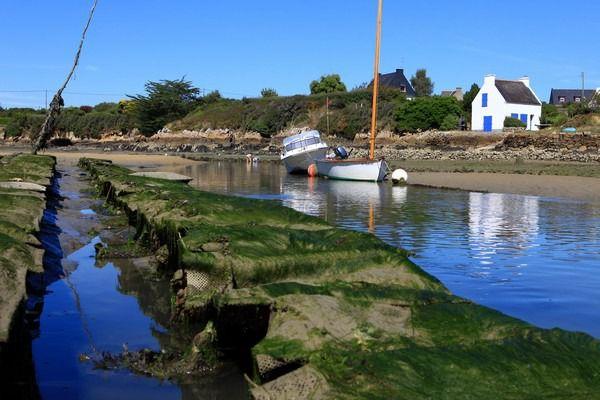 Golfe du Morbihan - Située au coeur du Golfe, l'Ile d'Arz sauvage et secrète, vous invite à votre rythme le long de ses sentiers parfumés ! Ici, où que vous soyez, la « petite mer » crée de mille facettes le fond du décor!