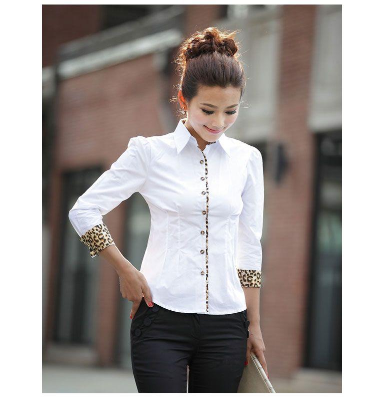 72a9b4cf8c74 blusas elegantes en chifon manga larga - Buscar con Google | costura ...