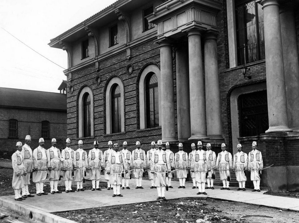 A Look Back Salt Lake City clubs and secret societies
