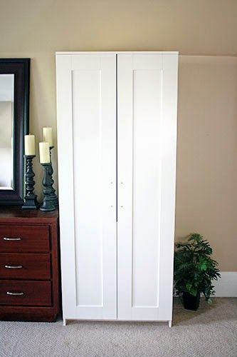 The Redheaded Stepchild: The master bedroom wardrobes, part 2 | New ...