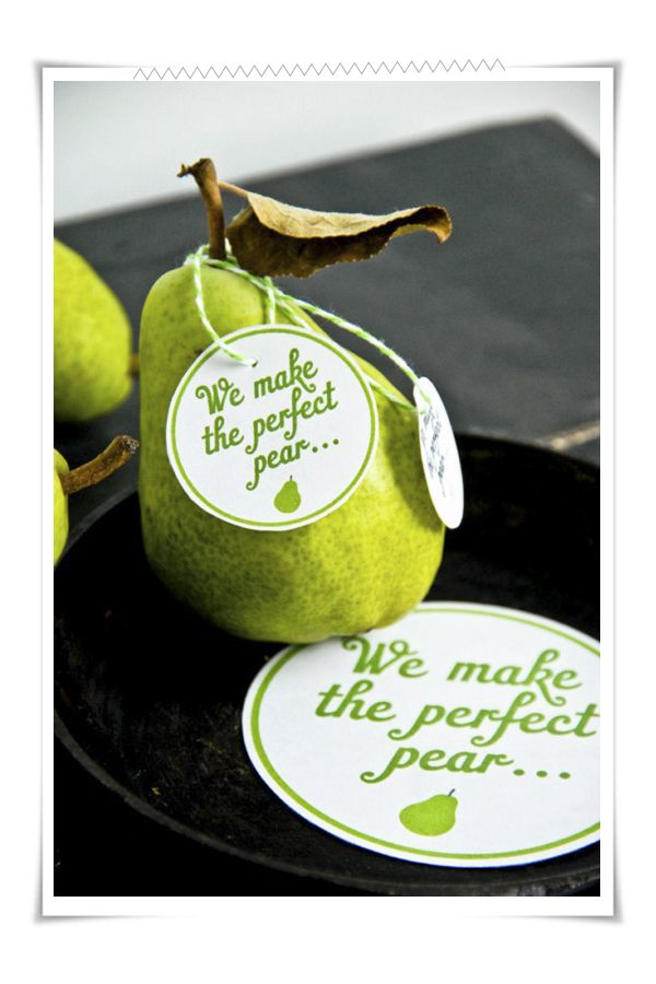 Pin By Agi On Pear Cottage Pinterest Pear Free Printable And Favors