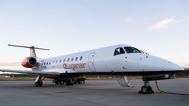 Cornwall Airport Newquay secures Loganair and four routes