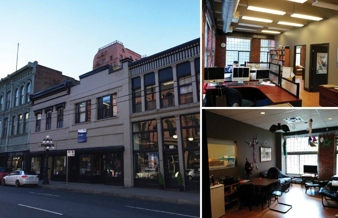 For Lease Office 210 225 314 West Cordova Street Vancouver