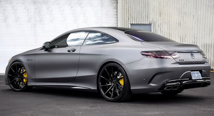 S63 Amg Coupe >> Check Out This Uber Beautiful Mercedes S63 Amg Coupe