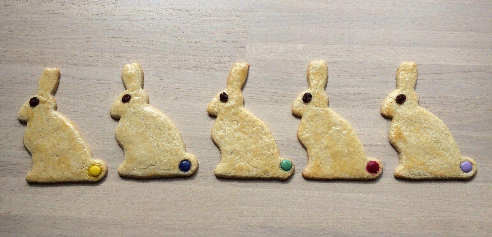 Fröhliche Osterhasen #Ostern #fränkisch #fränkische Küche ...