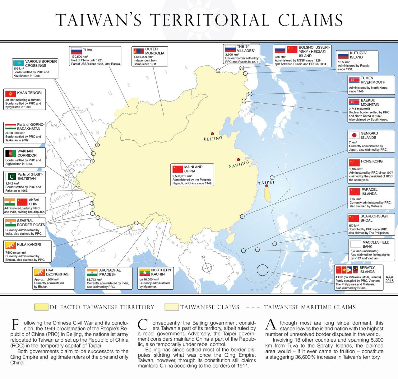 Taiwan China Map.Taiwan S Territorial Claims Taiwan China Asia Pinterest Map
