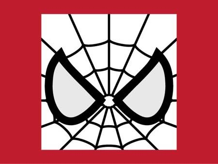 spiderman mask template printable illusion or not is