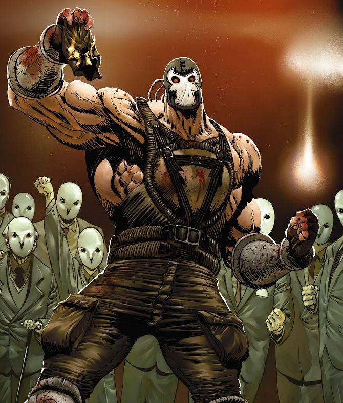 Bane screenshots, images and pictures - Comic Vine   Rogue's