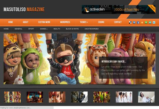 http://www.simplewpthemes.com/themesdemos/?themedemo=MasutolisoMagazine
