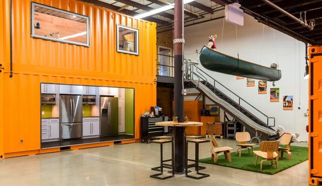 Inside the World's Most Dog-Friendly Office, Kurgo, a Salisbury, Massachusetts-based startup that makes dog-travel gear.