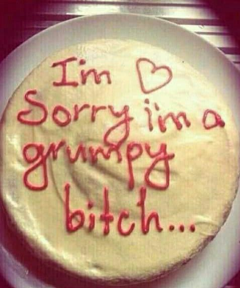 A realistic cake