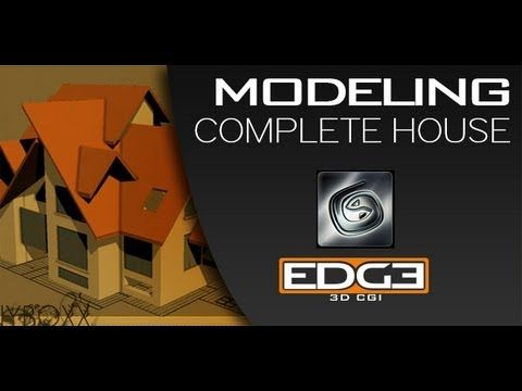3ds max for beginners exterior modeling a complete house part 1 by