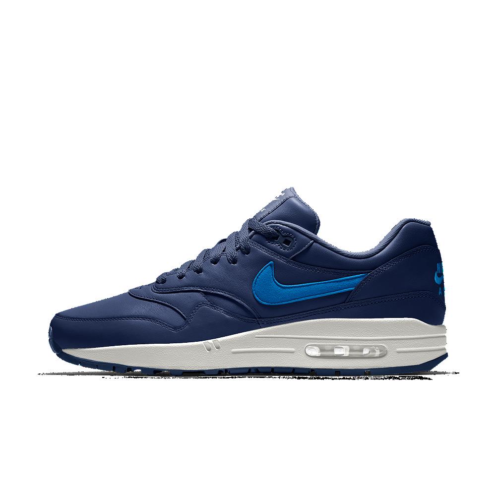 Nike Air Max 1 Essential iD Women's Shoe Size 11.5 (Blue