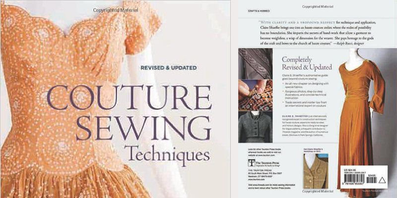 Couture Sewing Techniques Revised And Updated Review Couture Sewing Techniques Couture Sewing Beginner Dress Pattern