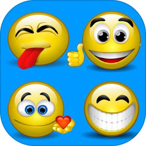 Emoji Keyboard 2 Animated Emojis Icons New Emoticons Art Fonts App For Free By Shishi Li Animated Emojis New Emoticons Animated Emoticons