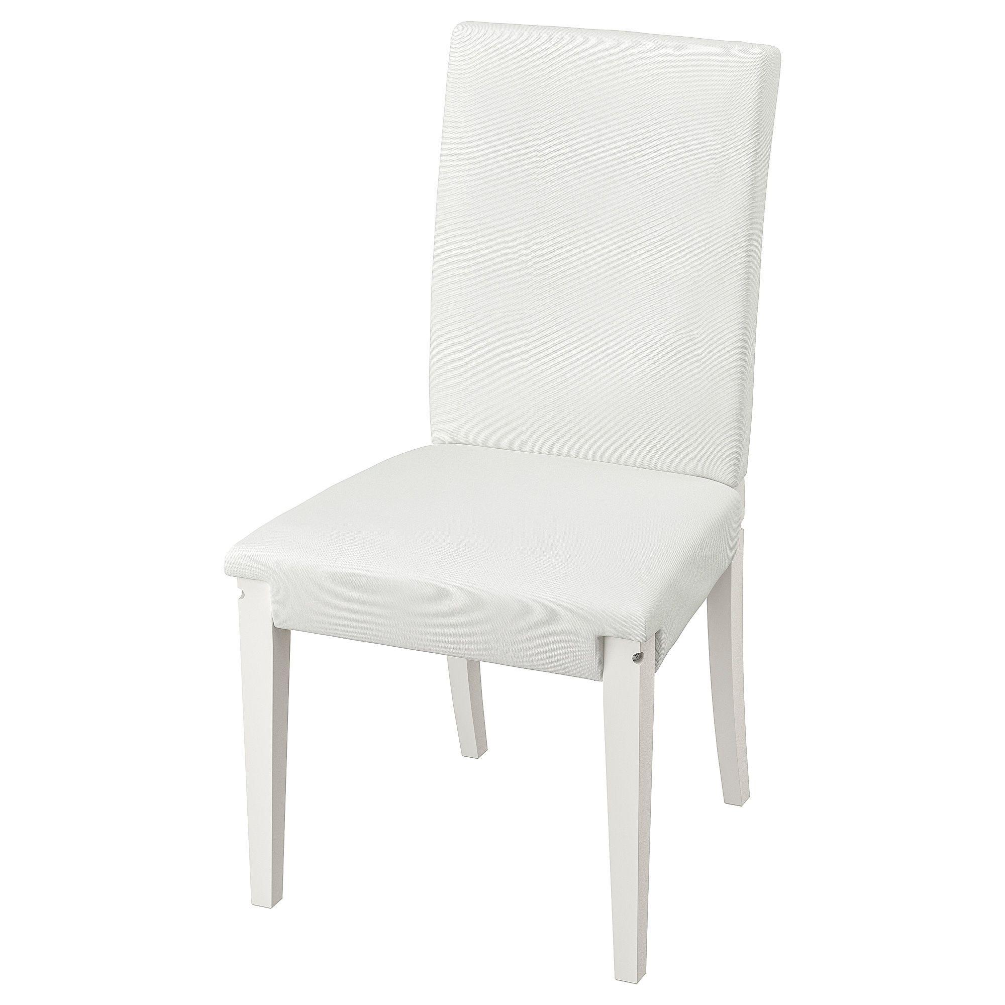 HENRIKSDAL Chair frame white IKEA Henriksdal chair