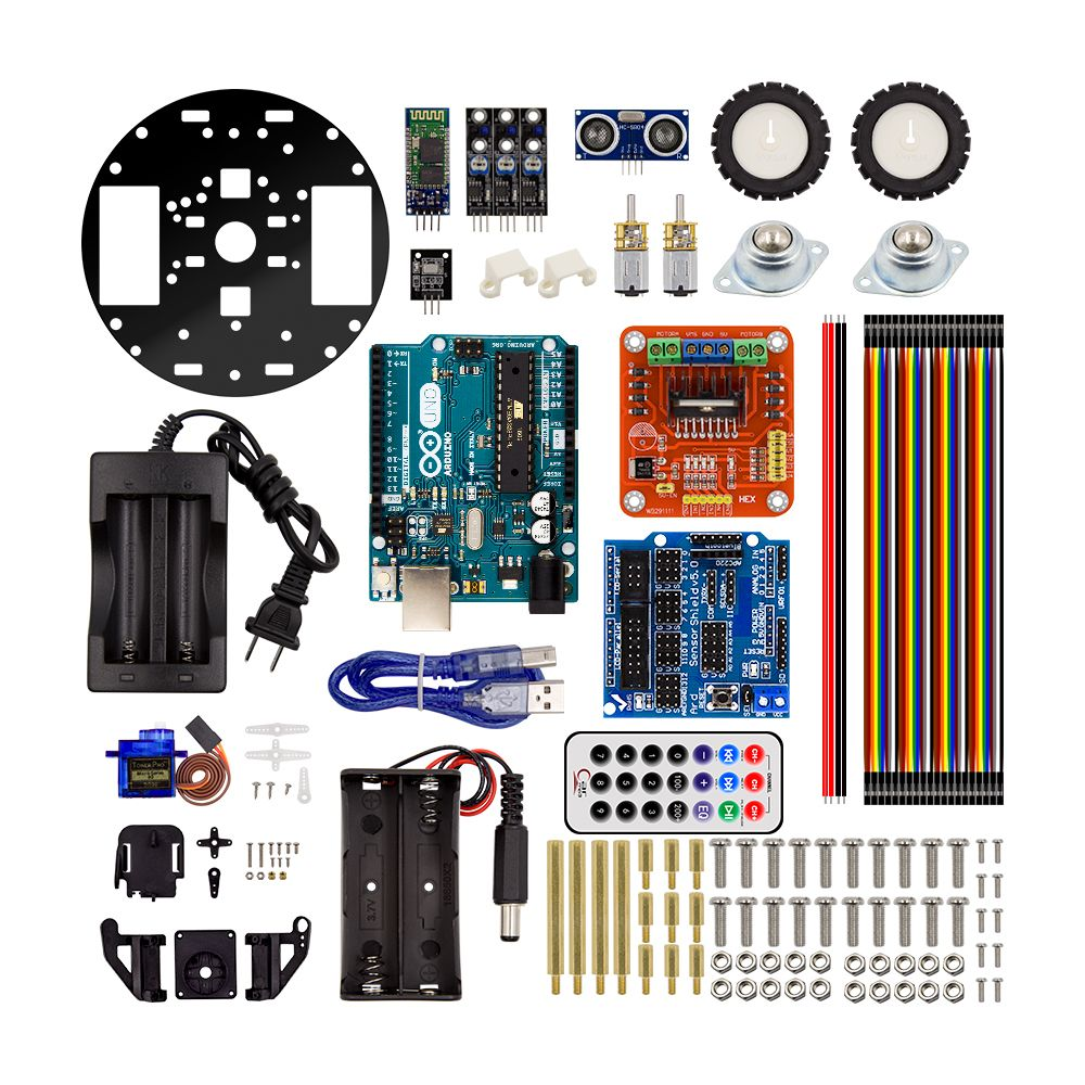 compare prices uno project upgraded smart robot car kit with