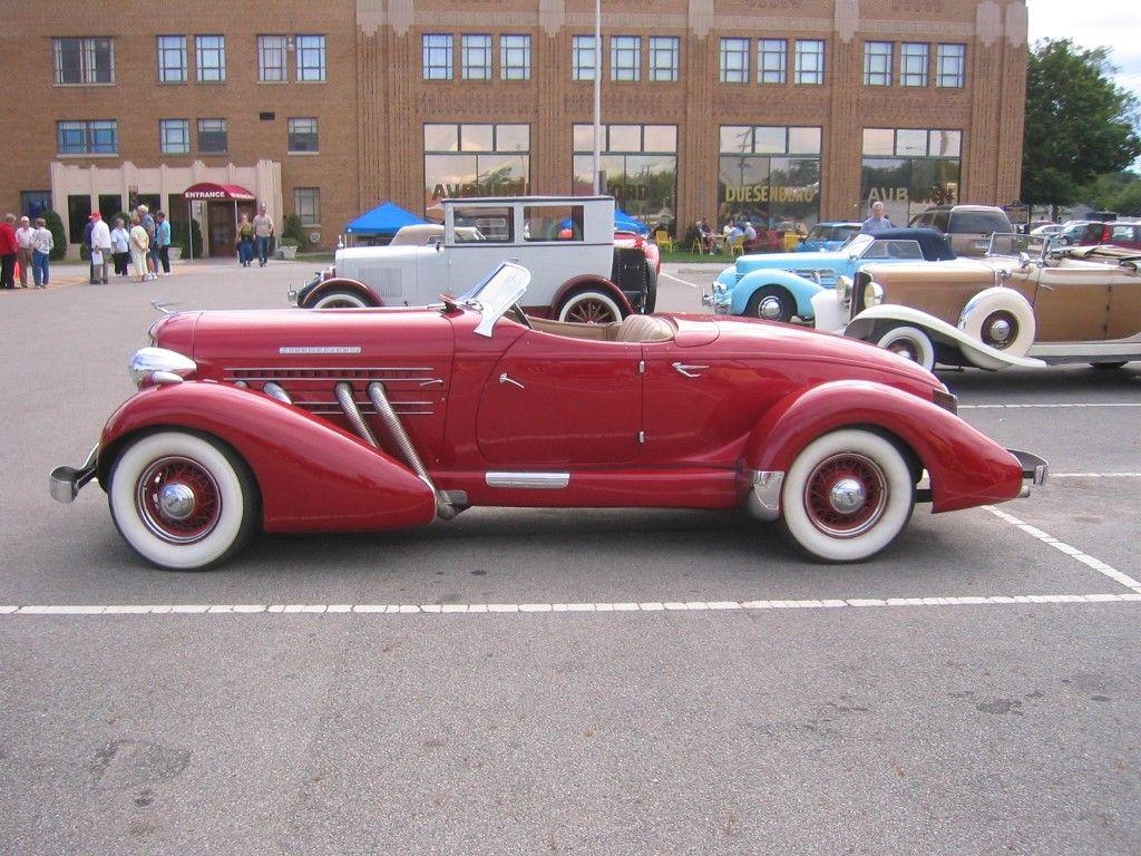 Auburn 851 | Auburn | Pinterest | Cars, Auburn automobile and Wheels