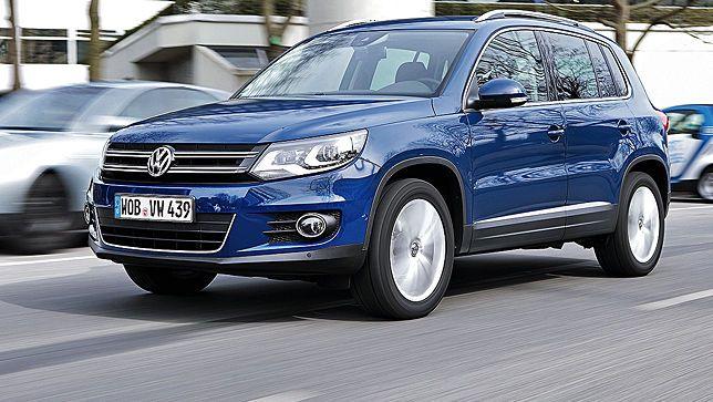 AUTOBILD.DE - SUVs for less than 25.000 Euros