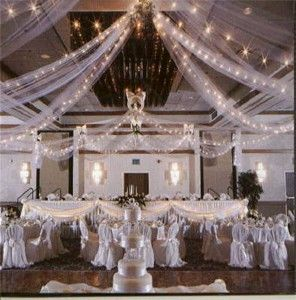 reception hall decorating ideas Google Search Wedding Ideas