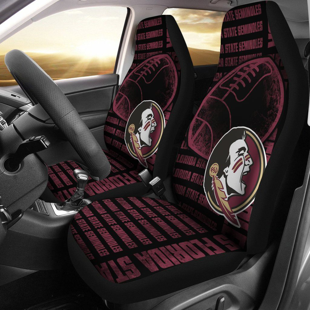 The Victory Florida State Seminoles Car Seat Covers Best Funny Store