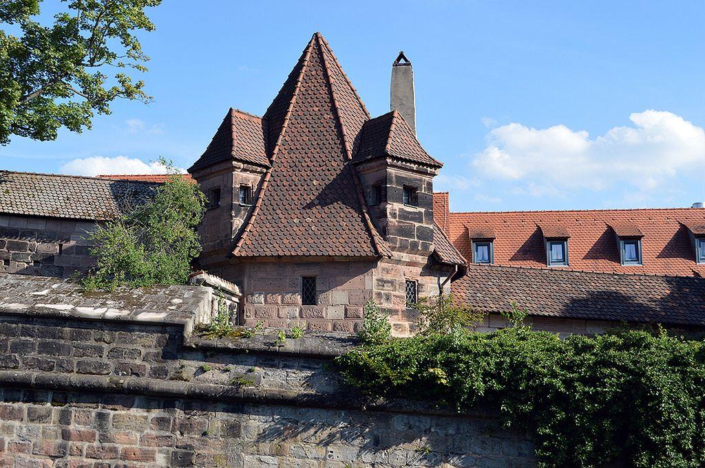 https://flic.kr/p/P48nJX | Nürnberg (Deutschland) - Kaiserburg - 9 | Pictures by Björn Roose. Taken in Nürnberg (Deutschland) in August 2016.