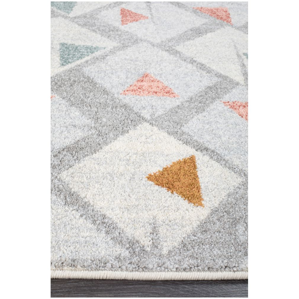 Miley Grey Rug 400x300cm Online Only
