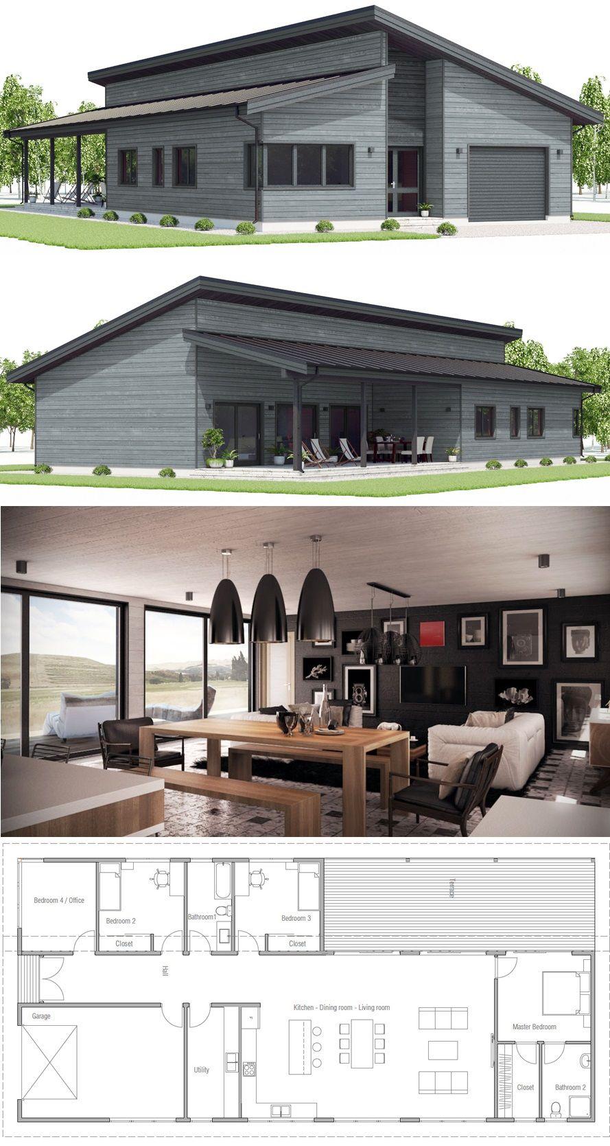 House Plan CH527